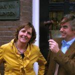 M.E. Jorissen-de Raadt en P.C. Jorissen